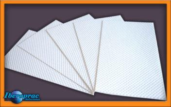 absorbente bandeja con marco 2