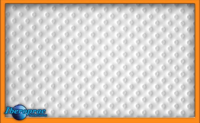 absorbente bandeja con marco 1