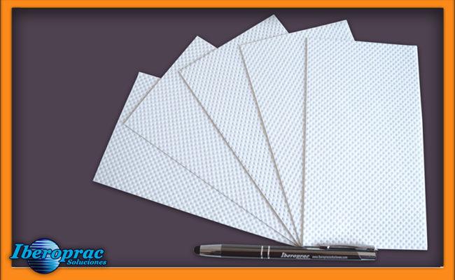 absorbente bandeja con marco 3