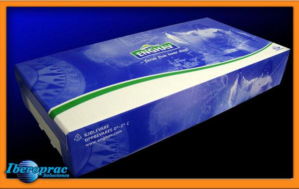 Cajas Coolseal Draining (4corner glued)