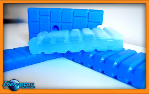 Coldpack, acumulador de frío rigido